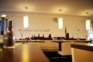 Wandmalerei.Hamburg.Skyline