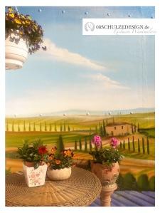 Toskana Malerei