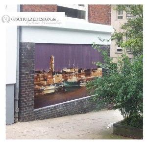 Fassaden.Malerei.Hamburg